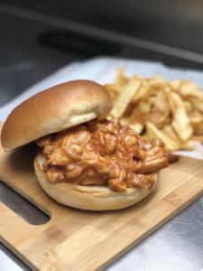 Chicken Istanbul Burger_